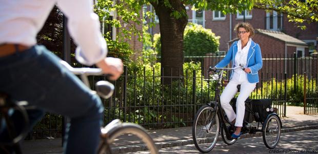 le tricycle adulte une autre façon de faire du vélo