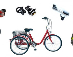 Top 5 accessoires tricycle adulte